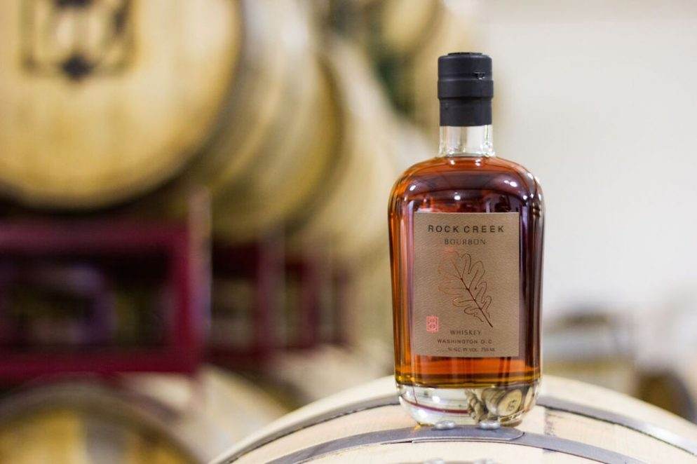 The First Completely Made-In-DC Bourbon In Decades Is Here