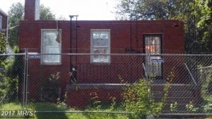 There Is a Roofless House for Sale in Brightwood for 9,999