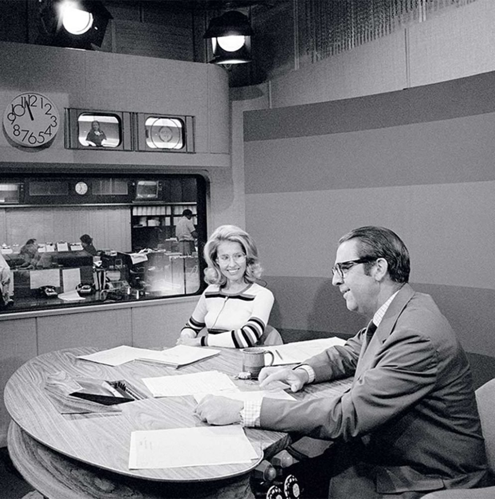 Sally Quinn was green when the Post hired her as a party reporter in 1969, yet she quickly became something of a celebrity. CBS poached her for its morning show in 1973, but her disastrous debut there soon sent her back to Washington.