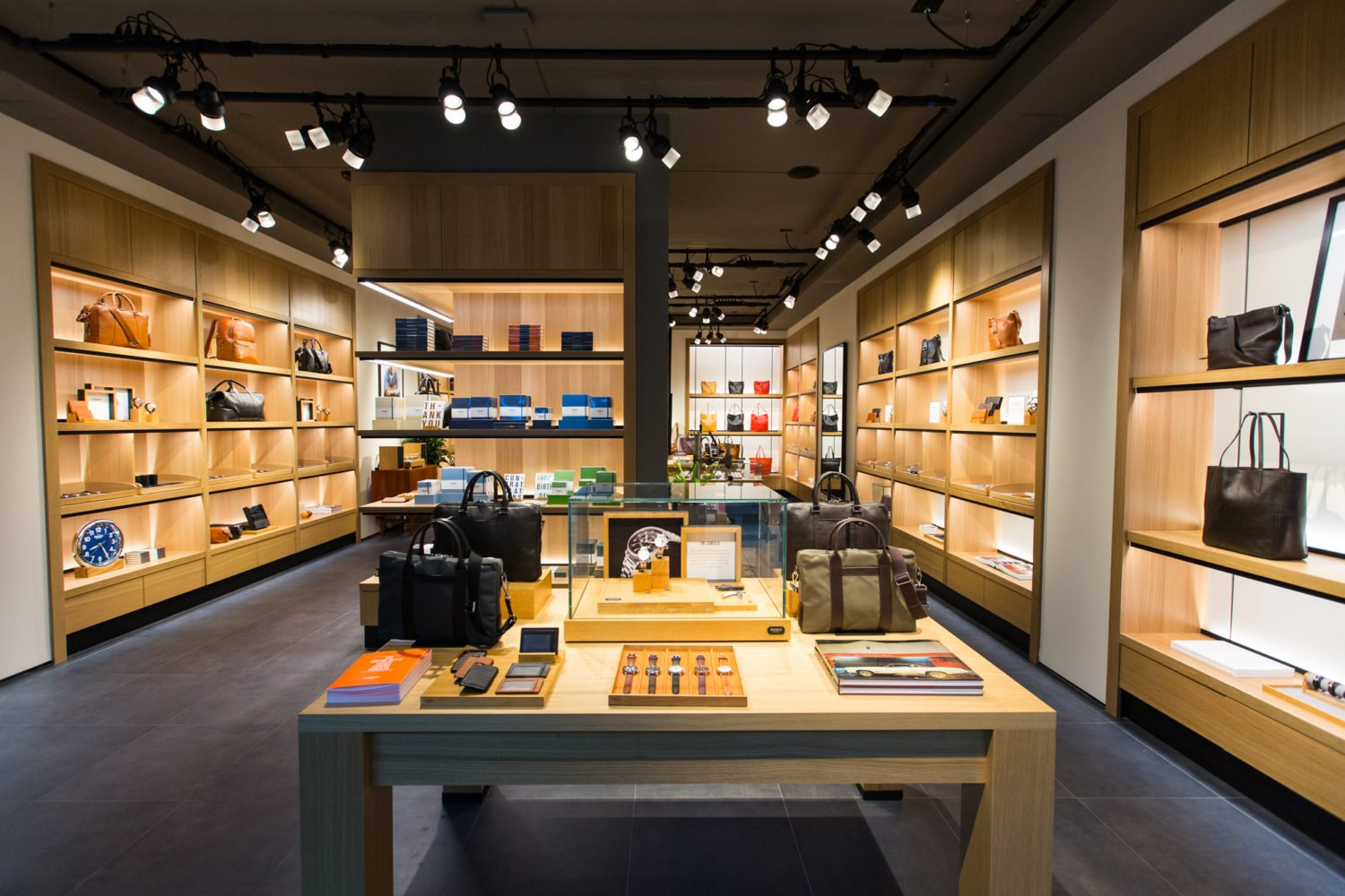 Shinola opening today at Tysons Corner Center
