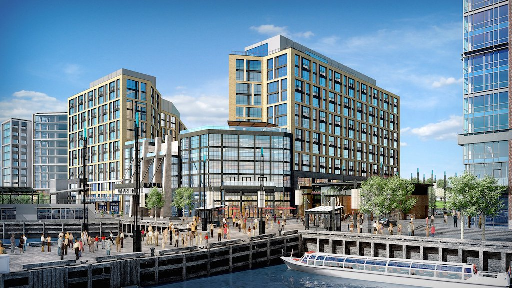 First Look Inside The Apartments At The Wharf Washingtonian