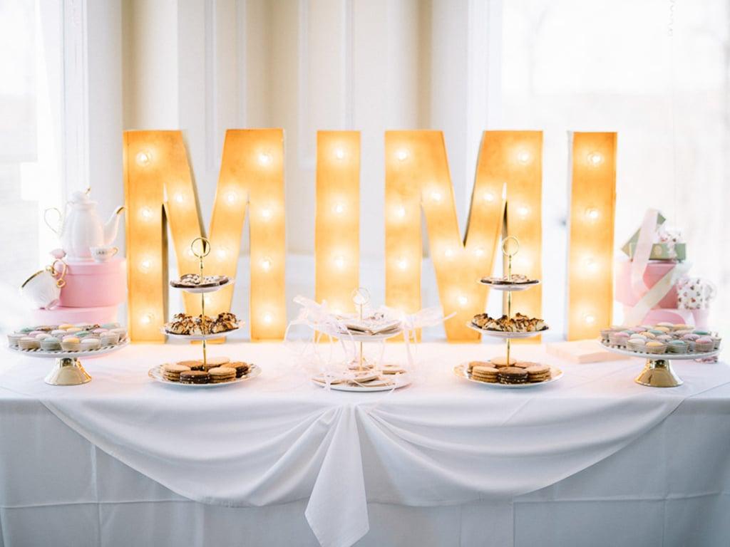 Trump National Golf Club | MiMi Ansari | Alexandra Friendly Tea Party Bridal Shower