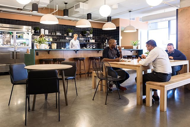 With Two New Spaces, WeWork Has 'Dramatically Changed The Startup Environment in DC'