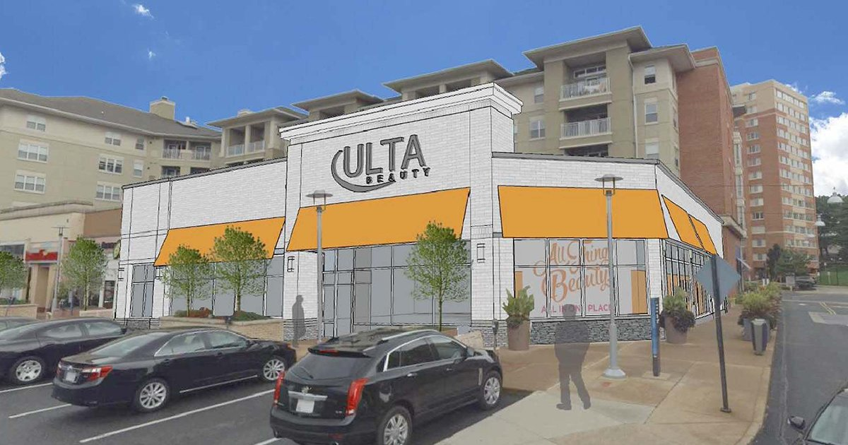 Get Ready To Blow Your Whole Paycheck At Ultas Huge New Pentagon