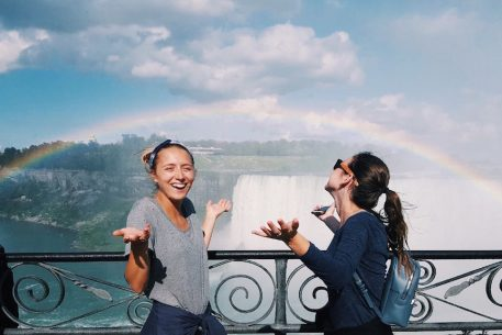 Two Catholic University Students Just Took a Month-long Trip Across the US Using Only Public Transit