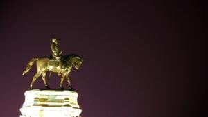 Here's Why the Virginia GOP Is Trying to Make the Governor's Race About Confederate Statues