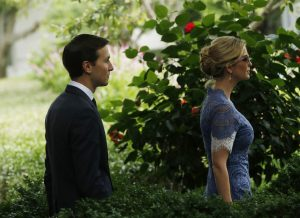 Jared and Ivanka Feel Rejected by Washington. Why Do They Stick Around?