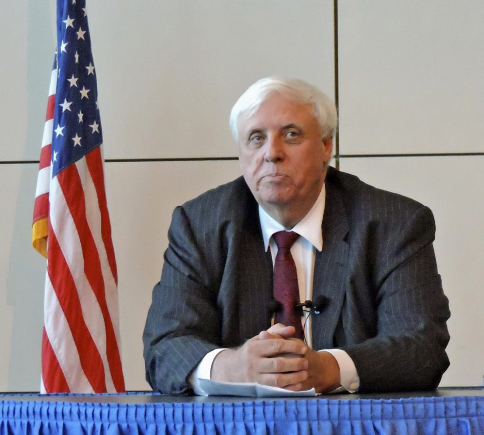 Here's Why Jim Justice Is Switching Parties