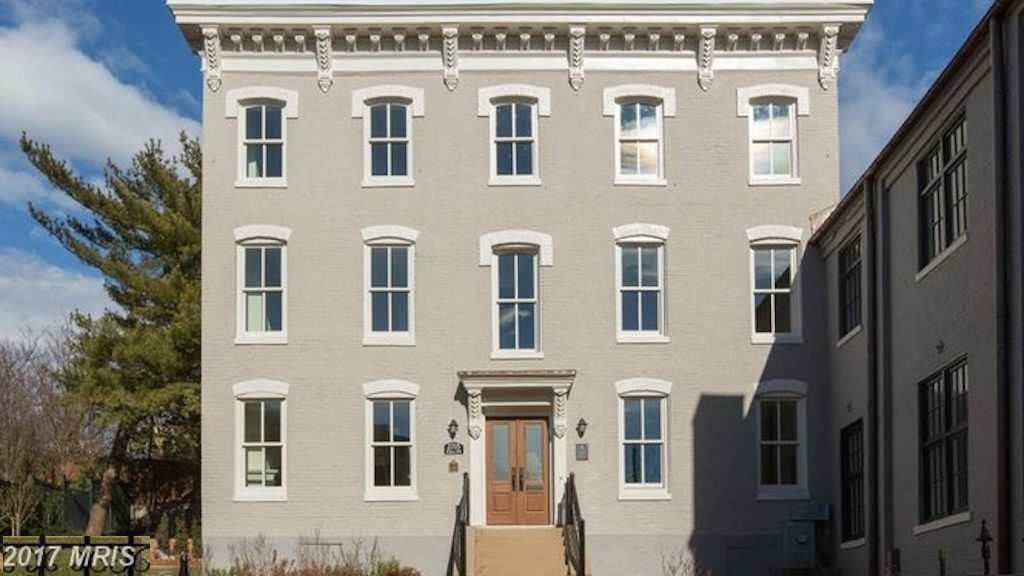 Listing We Love: A 19th-Century Astronomer's Former Digs in Georgetown