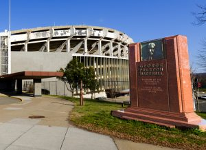 Redskins Urged to Drop Memorials to Racist Former Owner