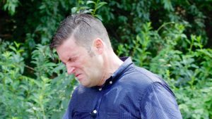 Stop What You're Doing and Enjoy These Photos of Richard Spencer Crying