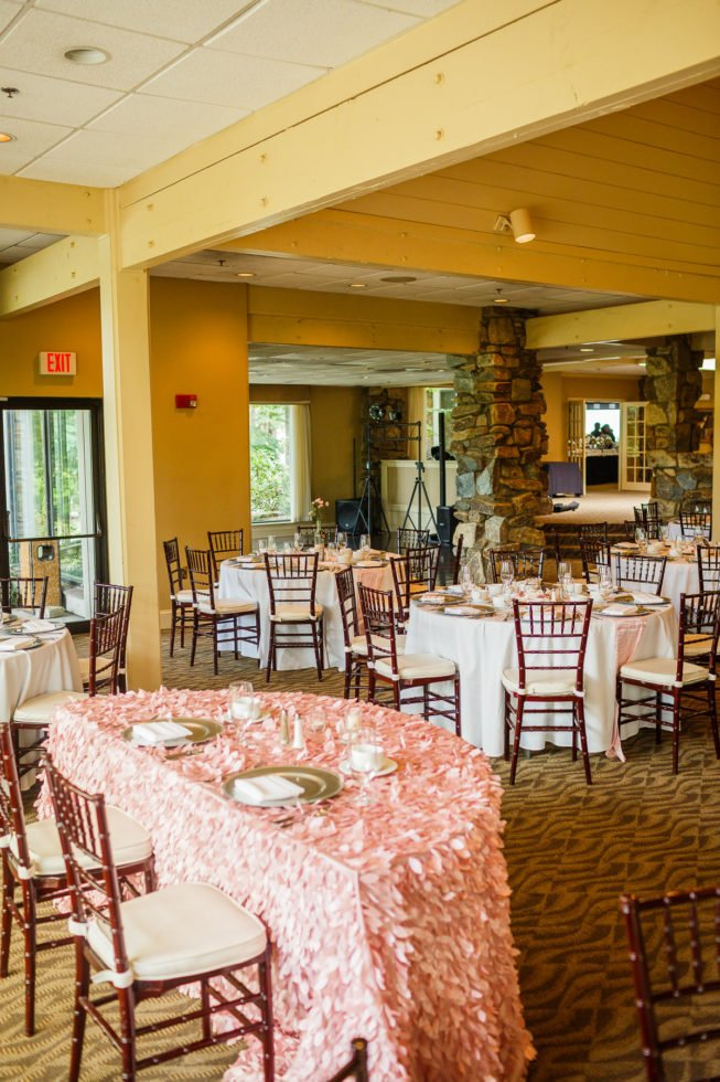Kimberly Elizabeth Jones, Simon Mathias Leefatt, The Country Club at Woodmore, Mitchellville, Maryland, Gonzalez J. Photography & Design Studio, Cupcakes, Outdoor wedding, Howard University, Jamaican, lawyers, September wedding