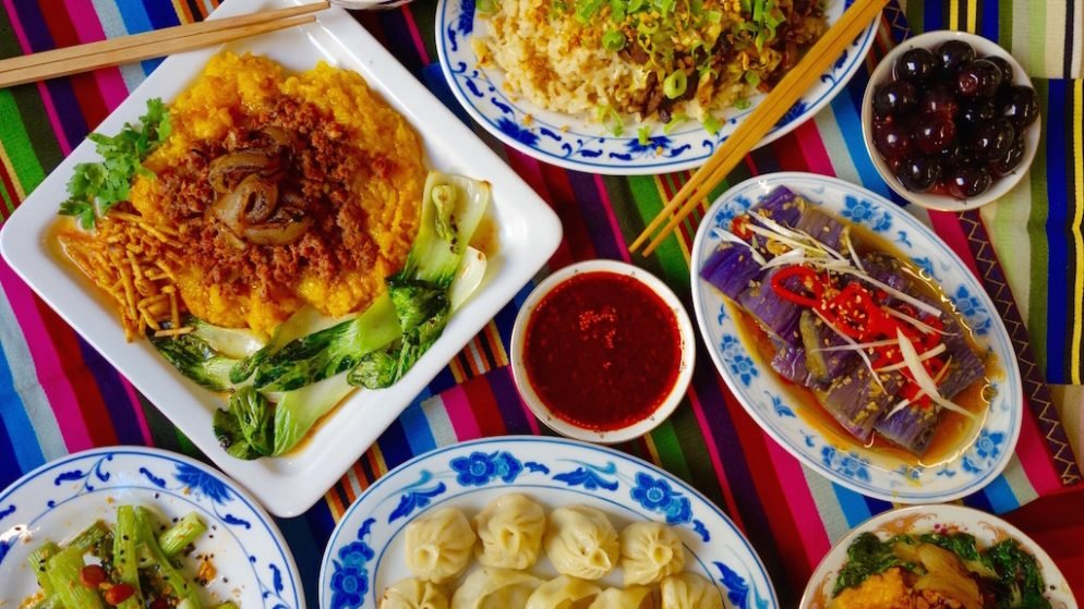 Get Tibetan Food Delivered From This Immigrant-Driven DC Startup