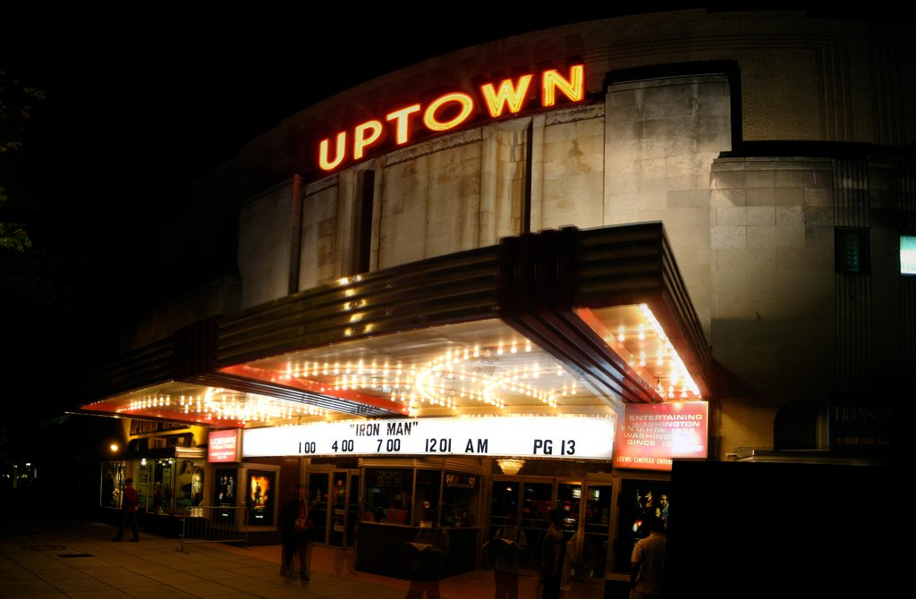 You'll Feel Nostalgic Looking At These DC Theaters That Have Held Onto Their Old Look