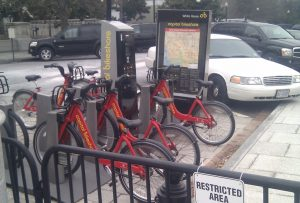 Trump Removed the White House's Capital Bikeshare Station