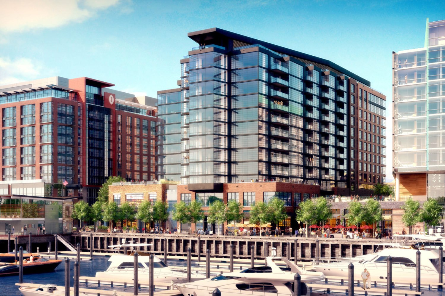Luxury Waterfront Living Begins This Fall at VIO