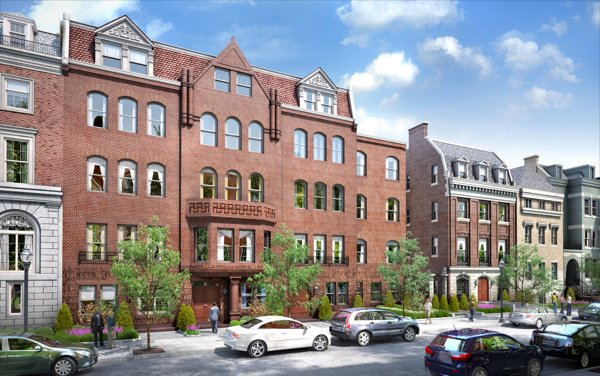 VIP Grand Opening on September 28 to Showcase New Condominiums at 1745N Dupont Circle