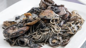 Why Your Dentist Might Start Asking You to Swish With Squid Ink