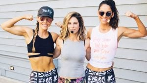 You Can Work Out With Jillian Michaels and the Tone It Up Girls in DC on Thursday