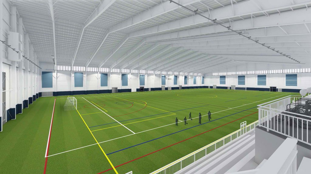 An insane massive sports complex is coming to northern virginia a turf field inside the st james malvernweather Gallery