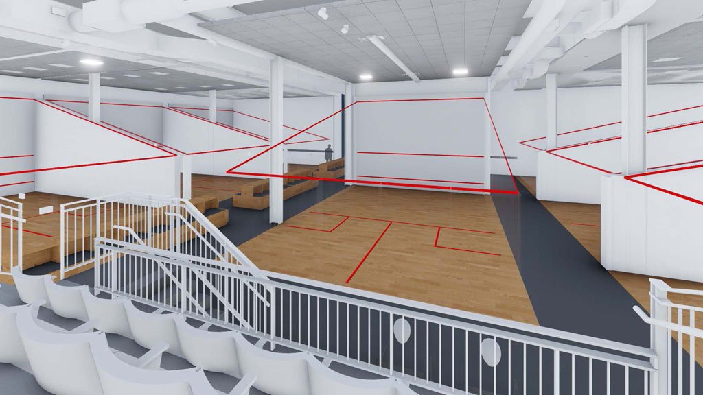 An insane massive sports complex is coming to northern for How much does it cost to build a basketball gym