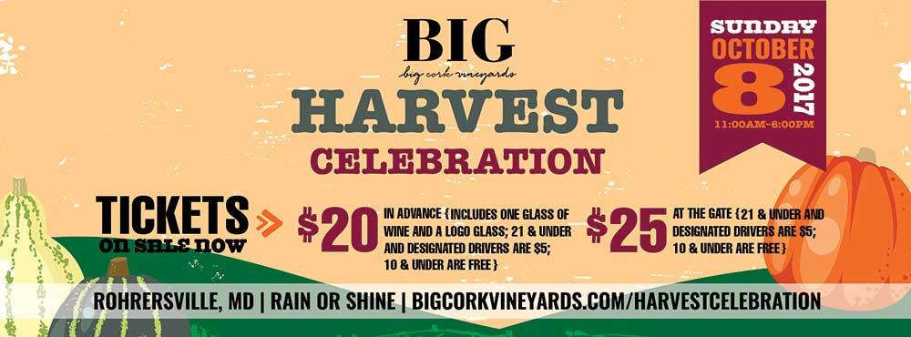 Big Cork Harvest Celebration