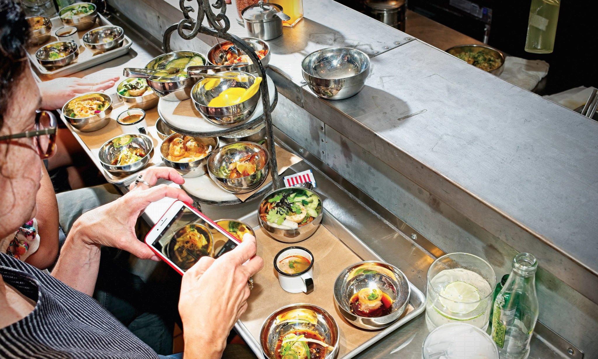 The 10 Best New Restaurants Around Dc Washingtonian Dc