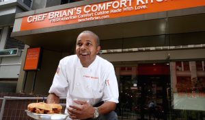 Mary J. Blige's Former Private Chef Now Runs a Comfort Food Joint in Downtown DC