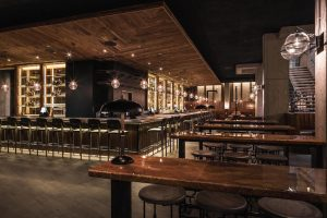 Crimson Whiskey Bar Opens in Chinatown with Moonshine and Pork Ribs