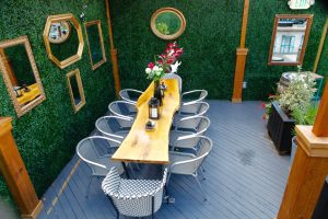 """Adult Treehouse"" in Shaw Launches Rooftop Brunch This Weekend"