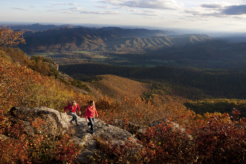 The Best Place to See the Fall Foliage