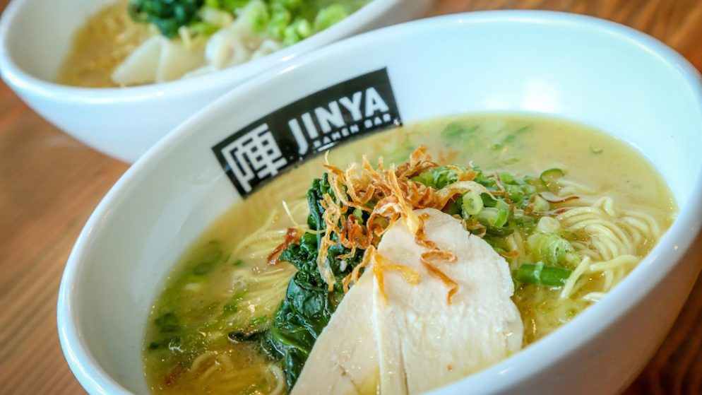 Jinya Is Opening a Huge Ramen Restaurant on 14th Street