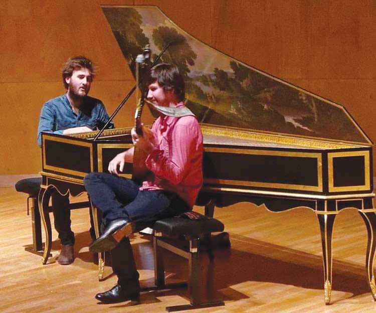 An Evening of Monteverdi
