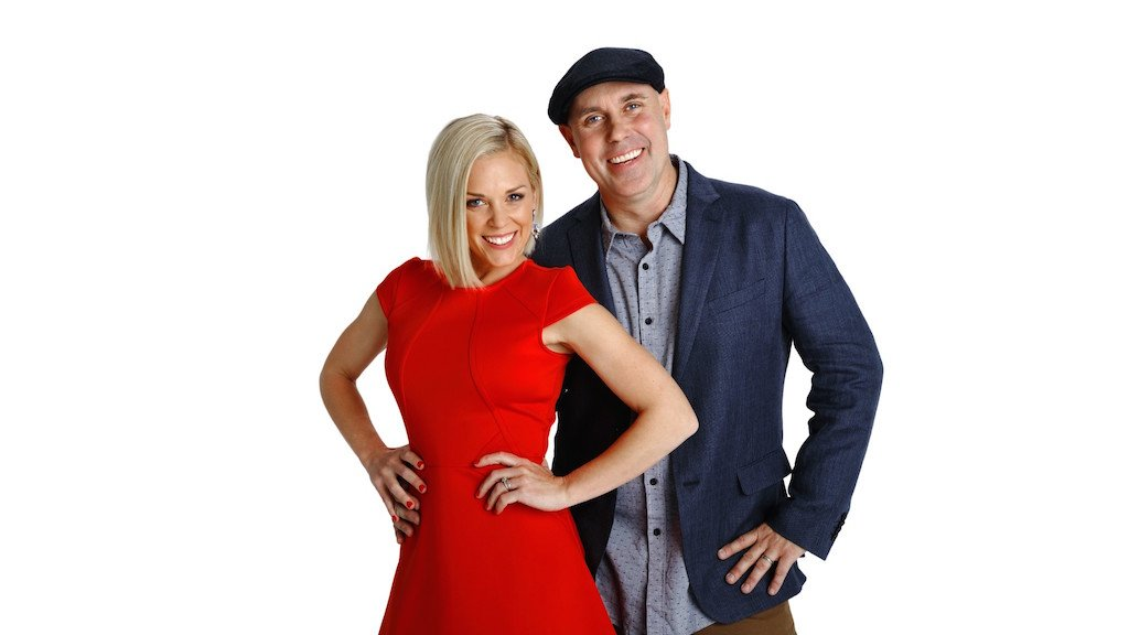 HGTV Stars Dave and Kortney Wilson Will Be at the Capital Home Show