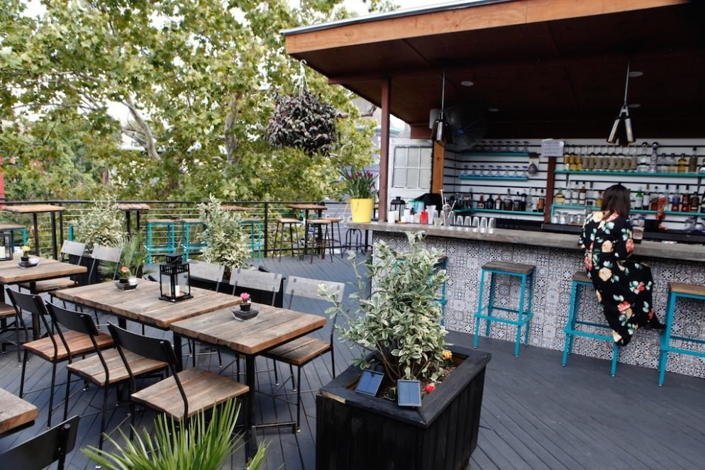 Washingtonian Recommends: the Best Outdoor Bars in Shaw