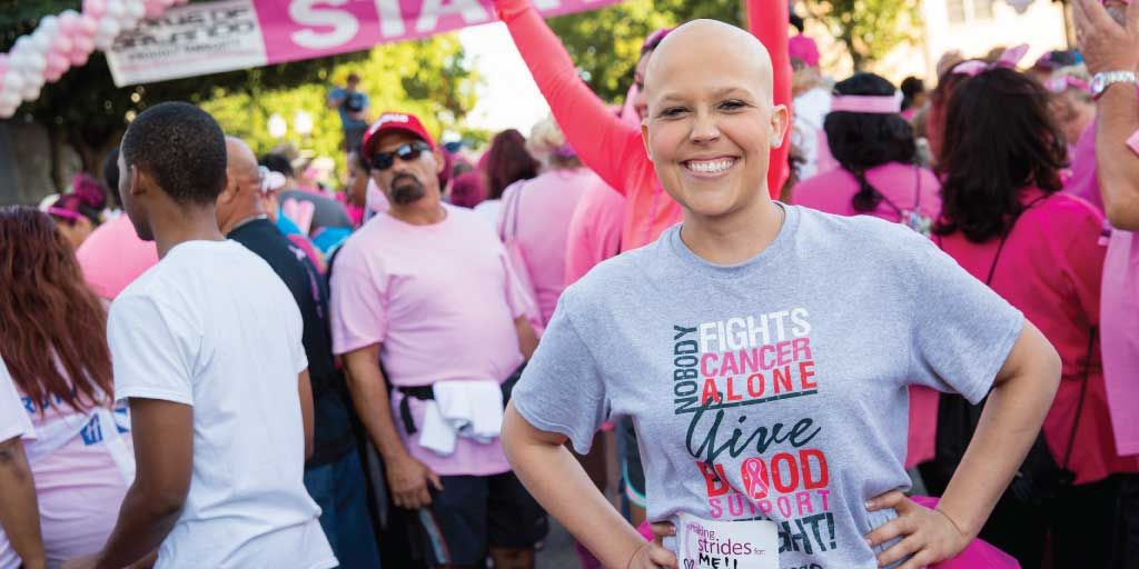 American Cancer Society Making Strides of Breast Cancer of DC
