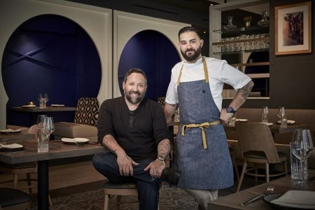 Arroz and Requin Chef Splits With Mike Isabella
