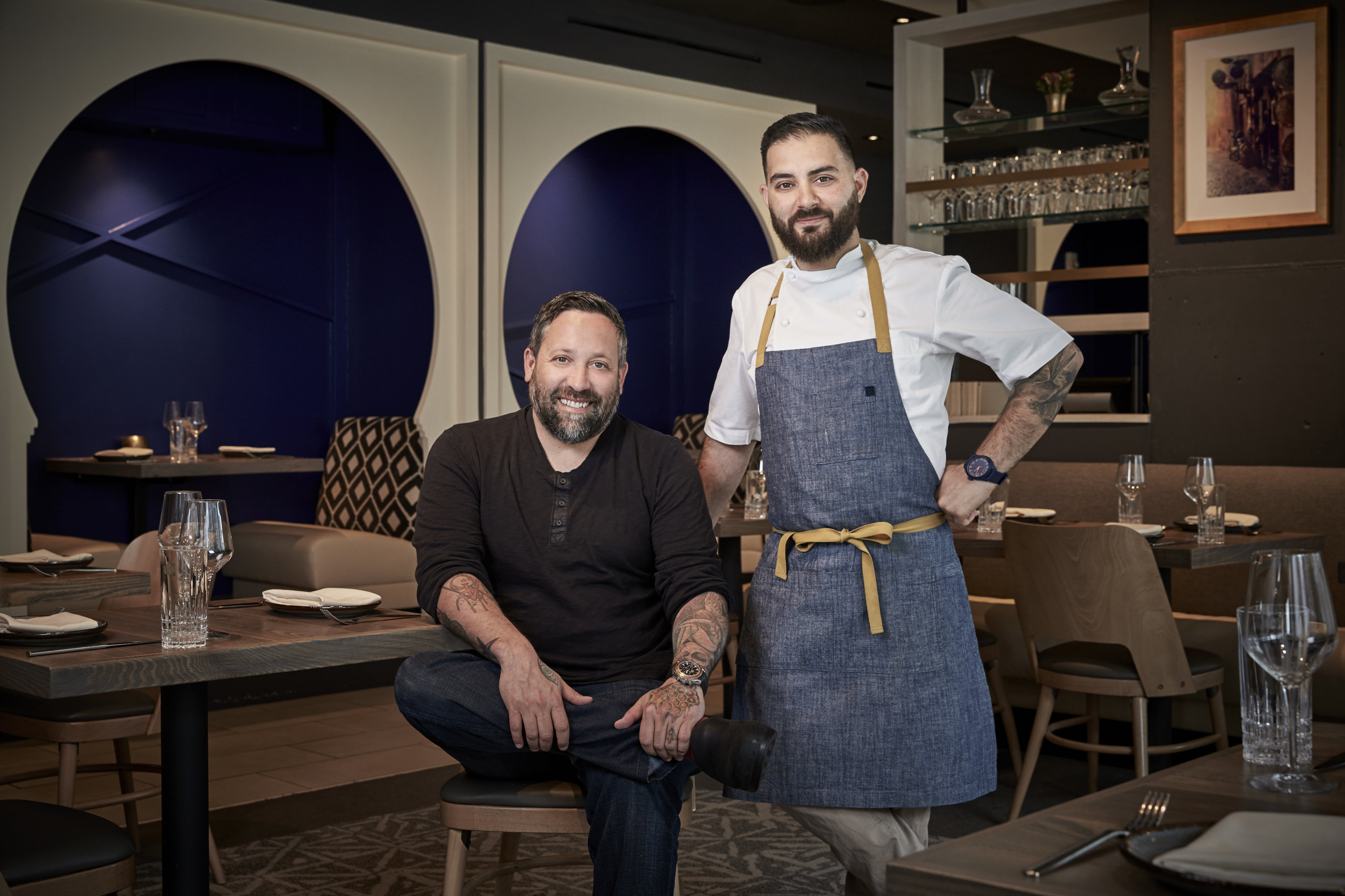 Arroz and Requin Chef Splits With Mike Isabella | Washingtonian