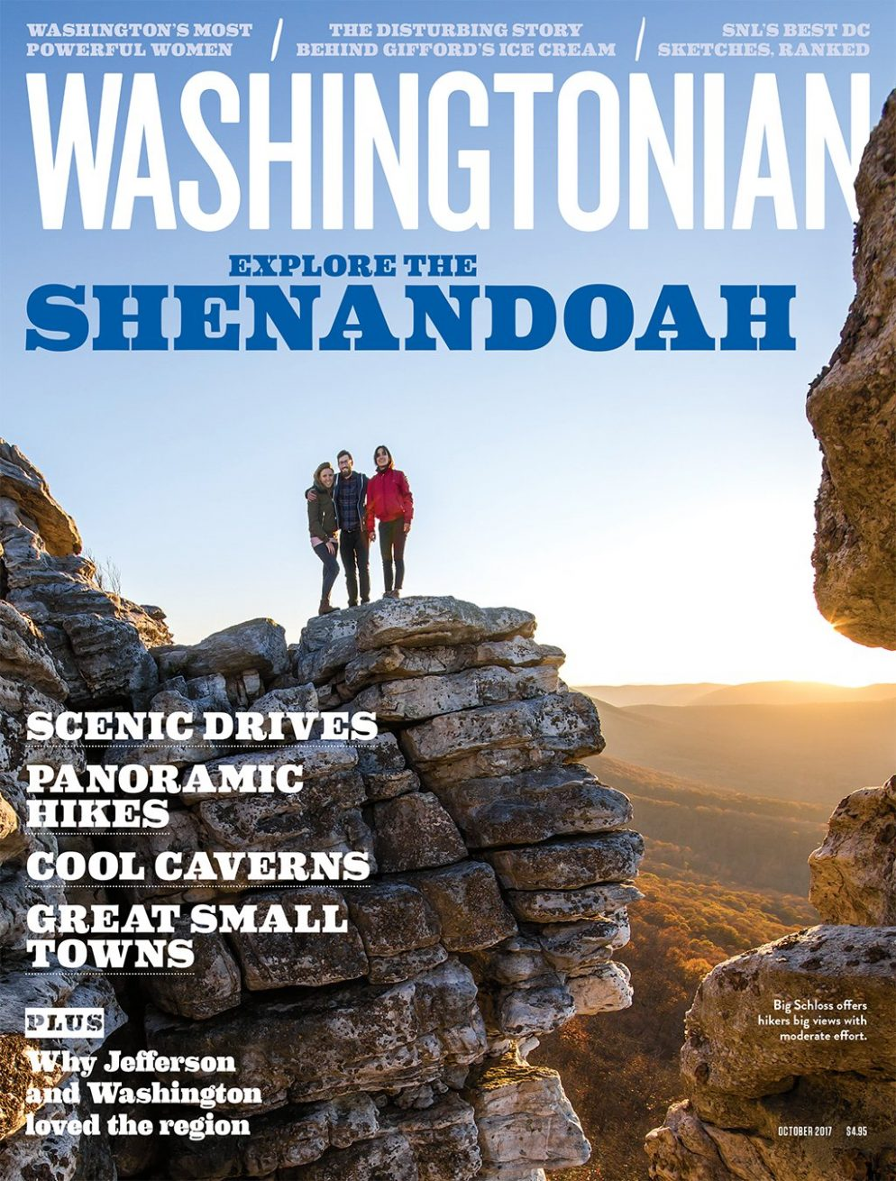 October 2017: Explore the Shenandoah