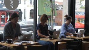 Why Has No One Thought of This? An H Street Café Has Childcare So Parents Can Actually Get Work Done