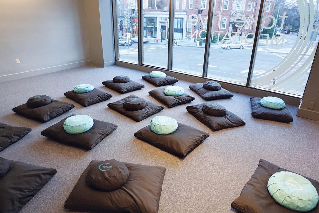 Tratamos De 3 Locales Meditación Boutiques. He aquí Cómo Se Compara - Washingtonian.com 1