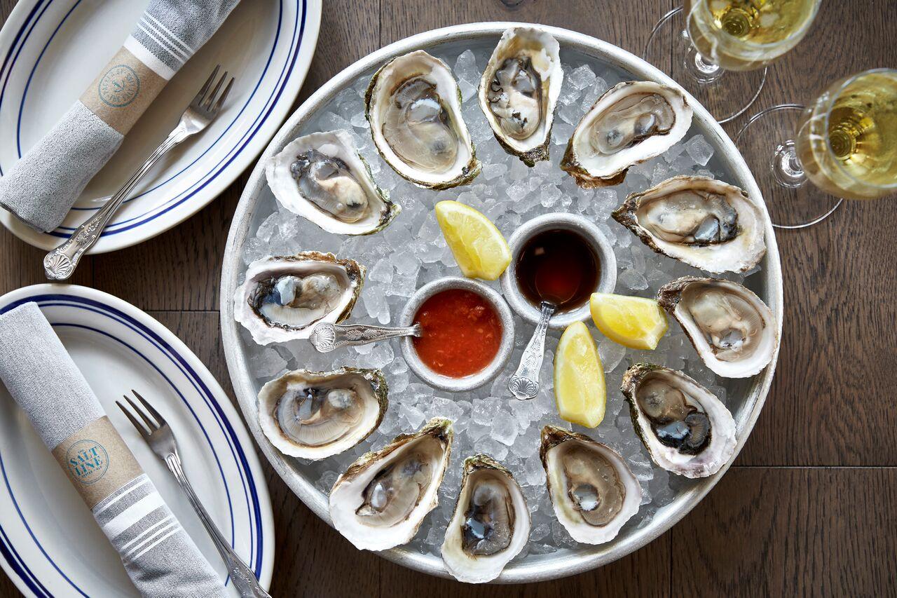 Best bars restaurants happy hours waterfront Nationals Park Navy Yard.