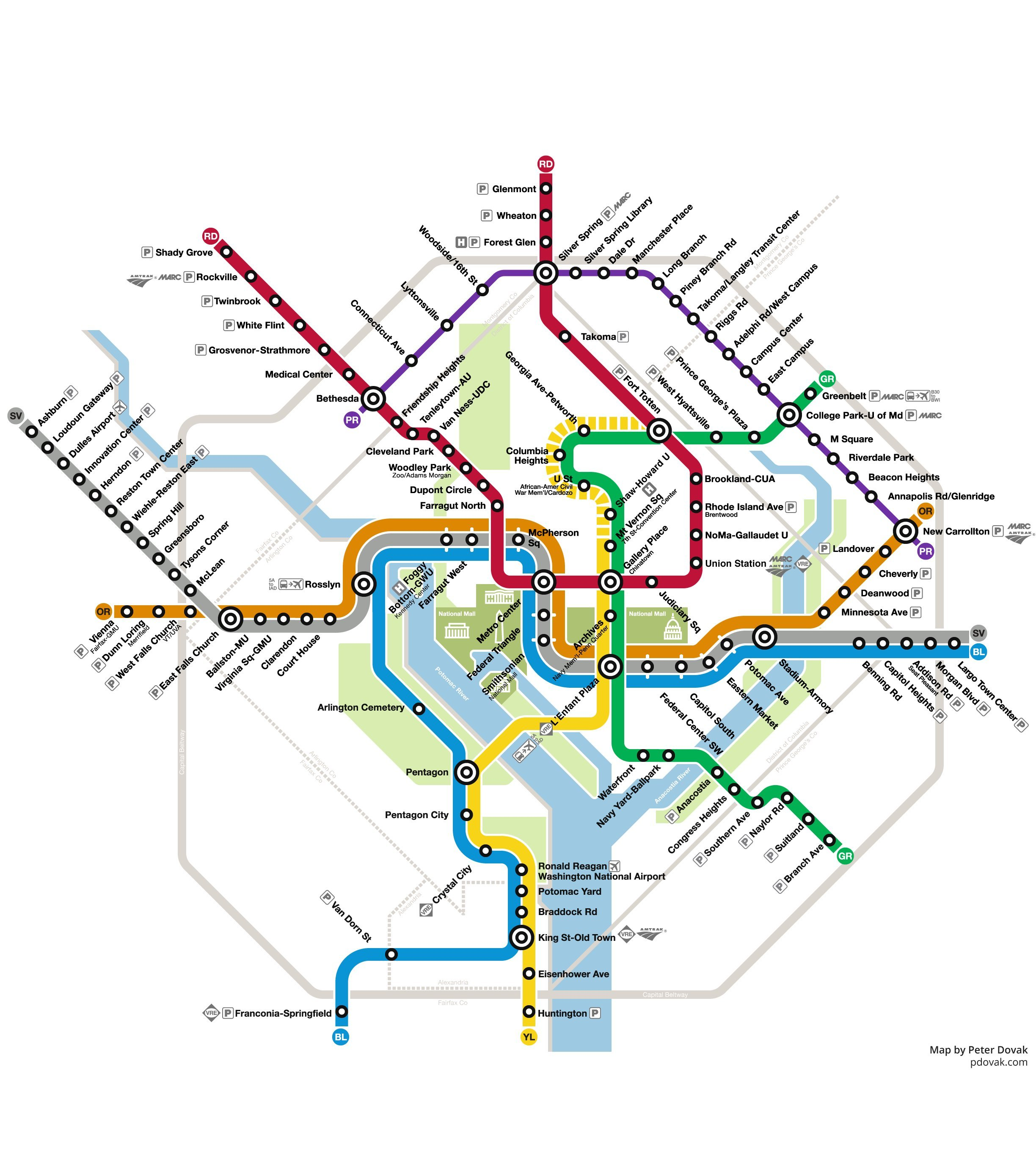 Maryland Needs to Build the Purple Line Quickly if It Has Any Hope