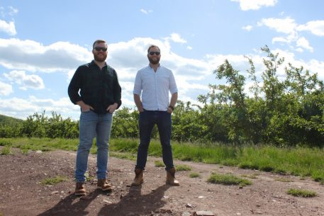 Two Consultants Quit Their Jobs to Open a Cidery in DC Later This Fall