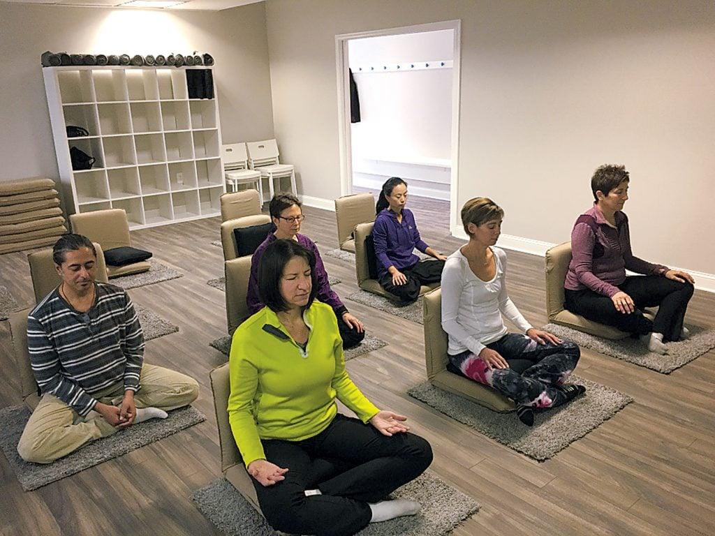 Tratamos De 3 Locales Meditación Boutiques. He aquí Cómo Se Compara - Washingtonian.com 2