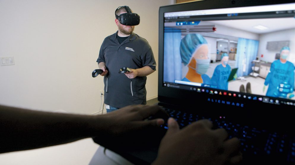 Why Your Hospital Just Hired a Video-Game Developer