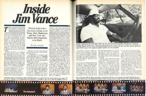 Inside Jim Vance