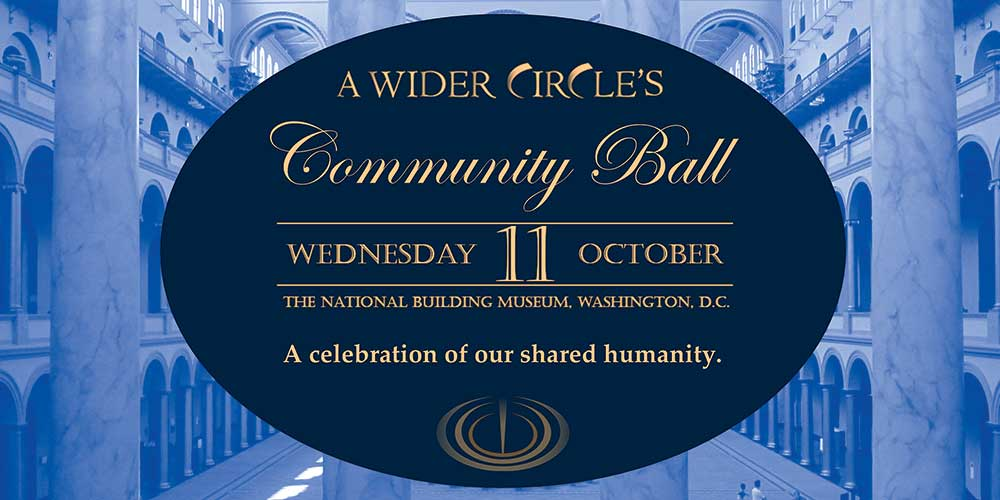 A Wider Circle's Community Ball