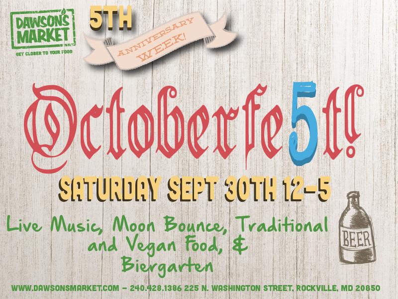 Dawson's Market Oktoberfest