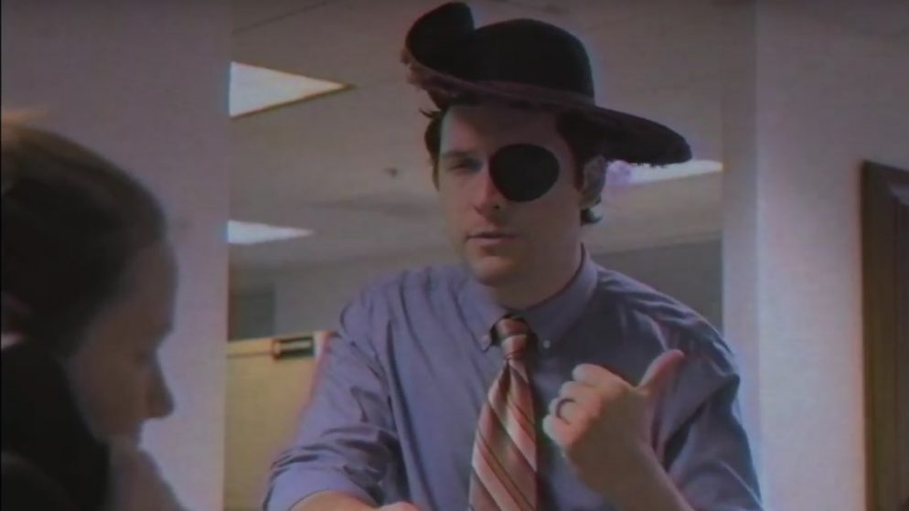 Adventure Theatre's Pirate Video Will Help You Go Farrrr at Work
